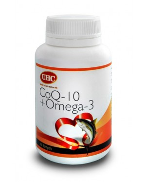 UHC CoQ-10 & Omega-3