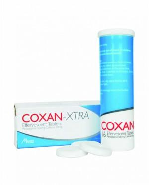 Coxan-Xtra Effervescent Tablets (paracetamol & caffeine)
